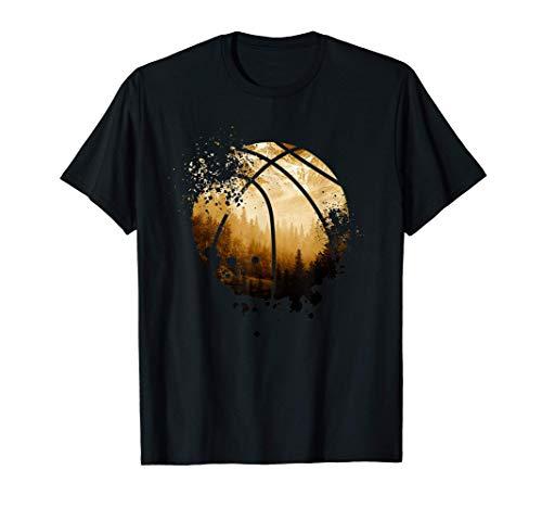 Basketball Spieler Training Trikot | Vintage Basketball T-Shirt
