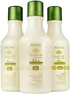 Inoar Argan Oil System Kit - 250 ml