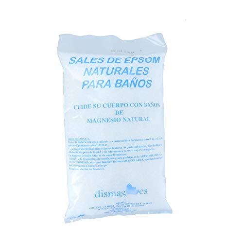SALES BAÑO MAGNESIO (EPSOM) 2 kg