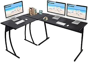 Chadior L-Shaped 58 x 44 Inch Corner Computer Gaming Desk