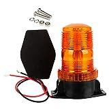 HAIHAOYF 12V LED LED Parpadeante de la luz estroboscópica, la lámpara...