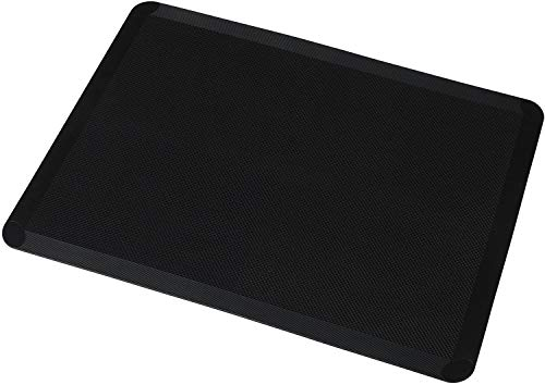 Lurch 12451 FlexiForm - Bandeja para Hornear (30 x 40 cm), Color Negro