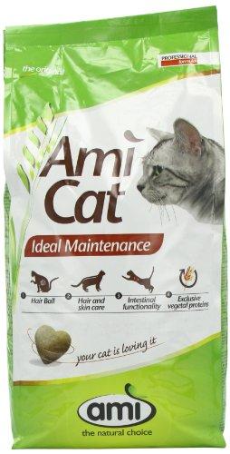 Ami キャットフード (cat food) ベジタリアン 小粒 1.5kg 正規輸入品 アレルギーフリー 天然植物成分 防腐剤 無添加