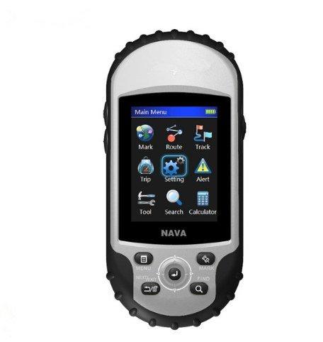 Gowe professionnel et complet en extérieur et Multi-functioned précises, robuste et Convivial, Handheld GPS Navigator