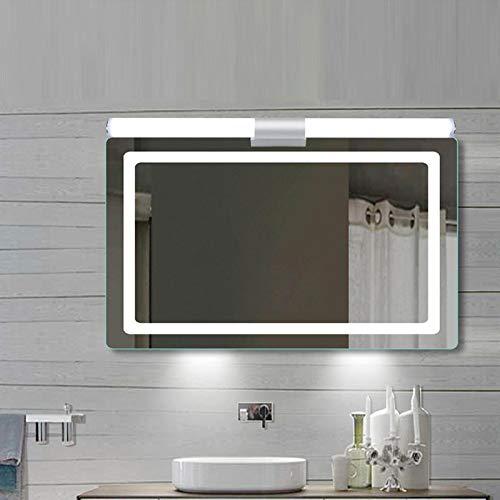 40cm Lámpara De Pared Led Luces de tocador Para Espejo De Baño Moderna 16W 6500K LED Accesorio de iluminación para baño Lámpara
