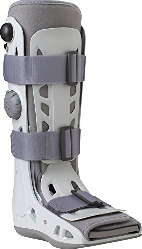 Aircast AirSelect Standard Walker Brace / Walking Boot, Large