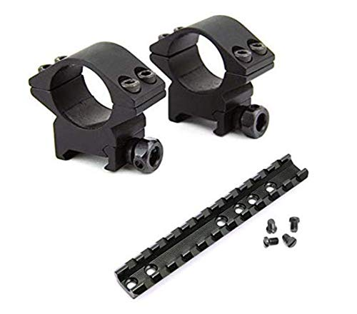 GOTICAL Marlin Tactical Scope Mounting Kit Pre-Drilled Weaver Picatinny Scope