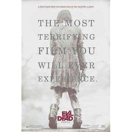 "Evil Dead 2 Movie Silk Fabric Poster Horror 11/""x17/"""