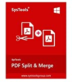 SysTools PDF Split & Merge (Email Delivery-No CD)