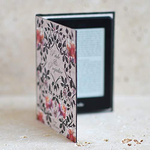 KleverCase Kindle Paperwhite Case - Book Themed Cover (Kindle Paperwhite, Pride and Prejudice)