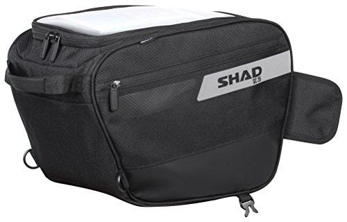 Shad X0SC25 Bolsa Scooter Sc25, Negro