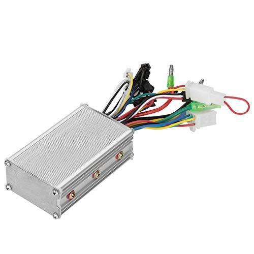 Lsaardth Controlador sin escobillas: Controlador de Motor sin escobillas de 36V/48V 250W...