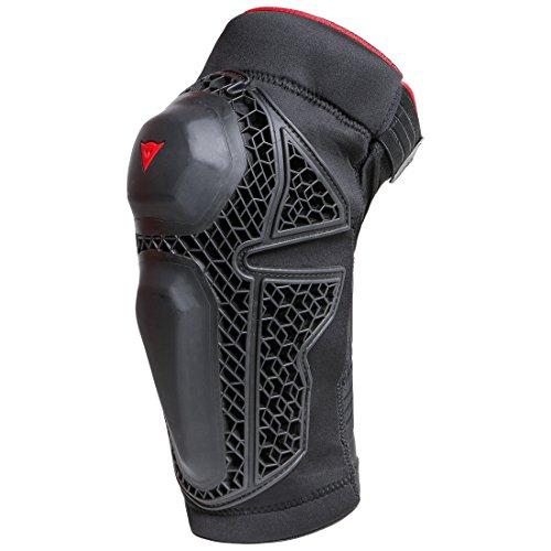Dainese Unisex-Adult Enduro Knee Guards 2 Knieprotektoren MTB, Schwarz, XL
