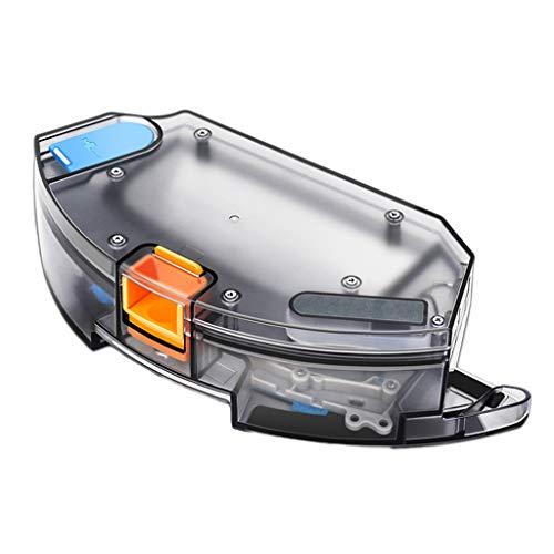 Baoblaze Robot aspiradora depósito de Agua de Repuesto para Accesorios Conga Excelencia 990, es más fácil de Desmontar - Amarillo