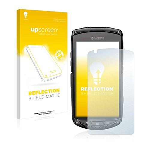 upscreen Entspiegelungs-Schutzfolie kompatibel mit Kyocera Torque KC-S701 – Anti-Reflex Bildschirmschutz-Folie Matt