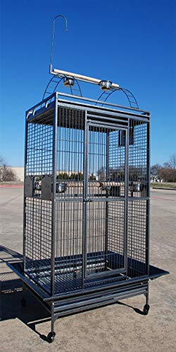 New Large Play Top Bird Cage Parrot…