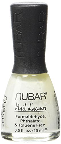Nubar Mode nagellak white tip, per stuk verpakt (1 x 15 ml)