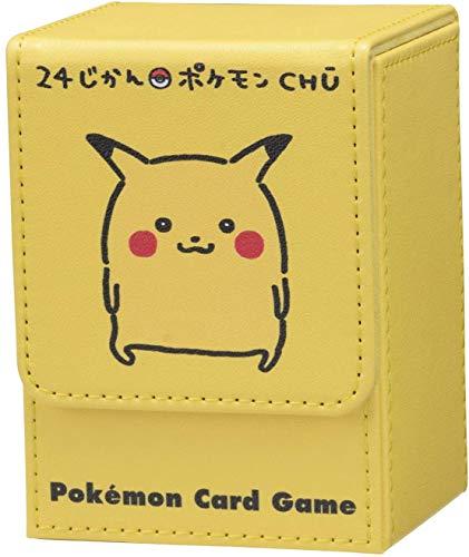 Pokemon Leather Flip Deck Case Deck Box Pokemon Chibi Pikachu