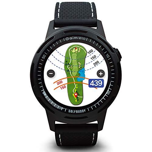 GolfBuddy W10 Télémètre de Golf Unisexe Noir Taille...