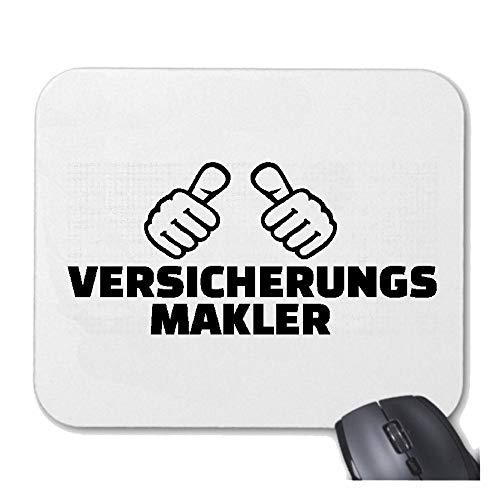 Helene Mousepad - Mauspad VERSICHERUNGSMAKLER - RECHTSSCHUTZ - HAFTPFLICHT - LEBENSVERSICHERUNG - ALTERSVORSORGE für ihren Laptop, Notebook oder Internet PC