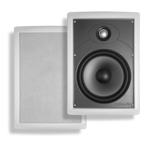POLK AUDIO SC85-Ipr in-Wall Speaker Home Audio Crossover, Black (AW0885-A)