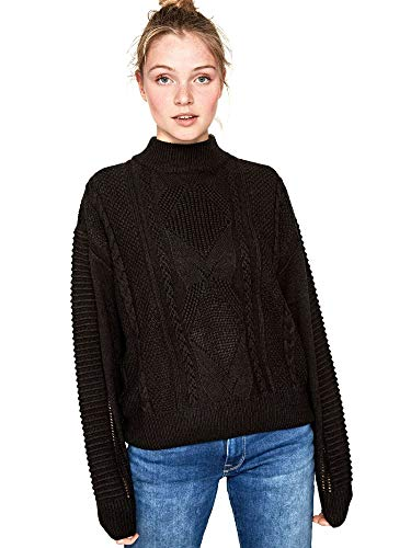 Pepe Jeans PL701369 Sueteres Mujeres Negro XS
