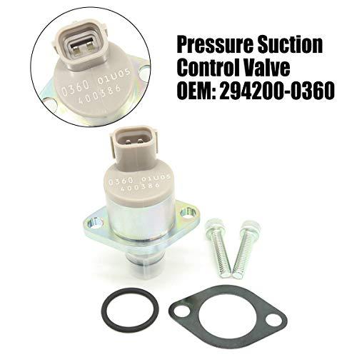 Suction Control Valve SCV 294200-0360 Replacement For Mitsubishi L200 Triton Pajero 4D56 4M41 2.5 3.2L SCV CRD Isuzu Dmax Mazda Dci Sensor L200 NATIVA SENSOR