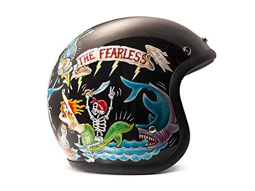 DMD Vintage Fate Jet Helm, S = 55