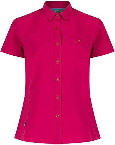 Regatta Kioga - T-shirt manches courtes - rose Modèle 18   44 2017 tshirt manches courtes