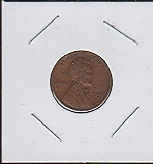 1942 S Lincoln Wheat (1909-1958) Penny Very Good