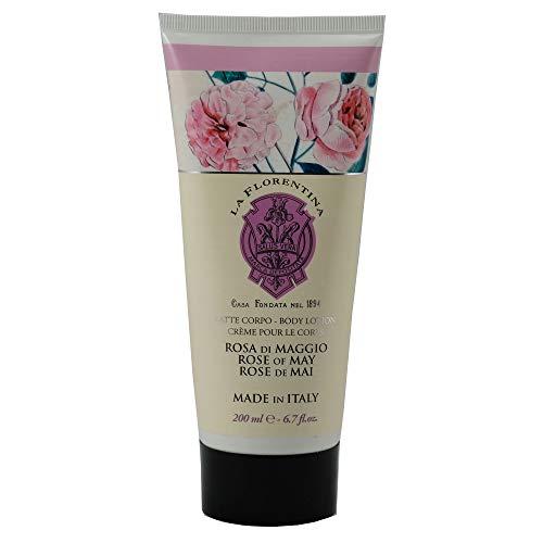 La Florentina Crema Corpo Rosa di Maggio - 200 ml