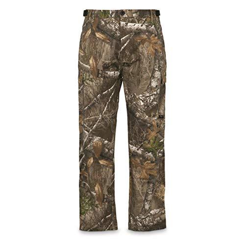 SCENTBLOCKER Men's 6-Pocket Pants, Realtree Edge, 2XL