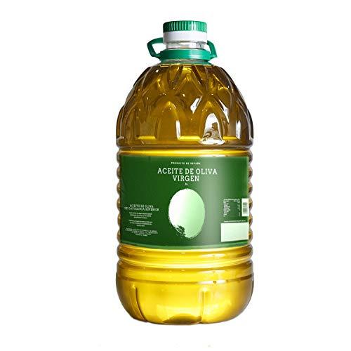 Aceite de Oliva Virgen - 5 litros - Cooperativa Elche de la Sierra