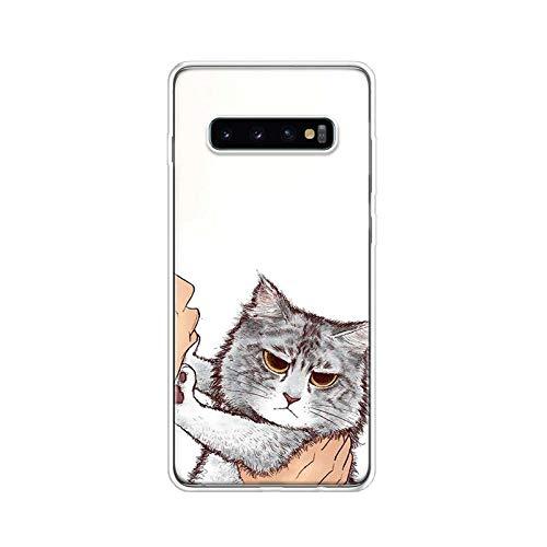 Funda para Samsung Galaxy S10 S20 Ultra Note 10 9 8 S9 S8 Plus Pro Lite S7 J4 J6 J8 + cubierta especial TN325-2-Galaxy S8