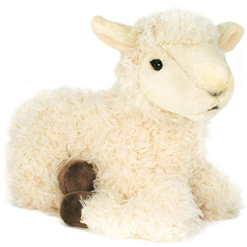 Shooky The Sheep - 10 Inch Stuffed Animal Plush Lamb - by Tiger Tale Toys