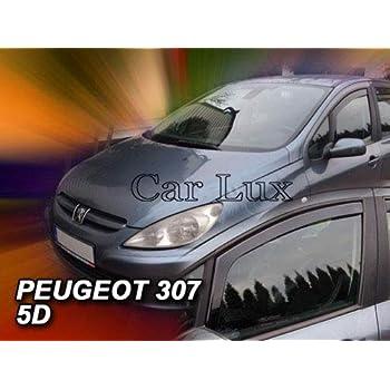 Car Lux AR05583 D/éflecteurs dair avant pour Combo E /à Partir de 2019