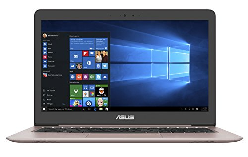 2016 ASUS ZenBook UX310UA-WB71 13.3' Anti-glare Full HD Laptop Intel i7-6500U, 2.5GHz, 8 GB...