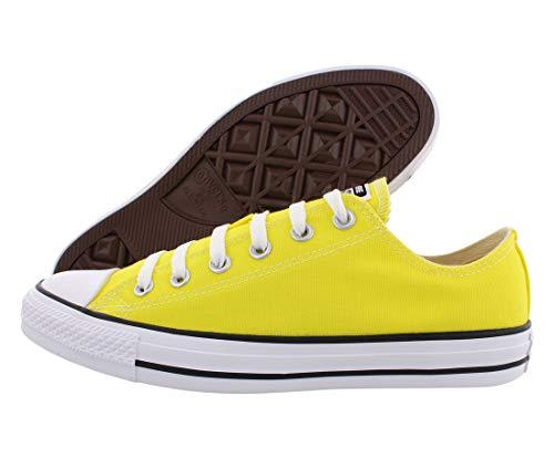 Converse 155735C, Sneaker a Collo Basso Uomo, Giallo (Fresh Yellow), 46 EU