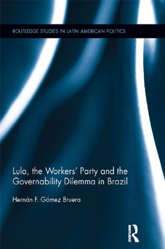 Lula, the Workers' Party and the Governability Dilemma in Brazil (Routledge Studies in Latin American Politics Book 7) (English Edition) PDF Books