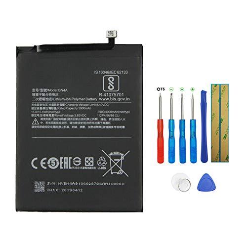 Swark - Batteria BN4A compatibile con Xiaomi Redmi Note7, con attrezzi