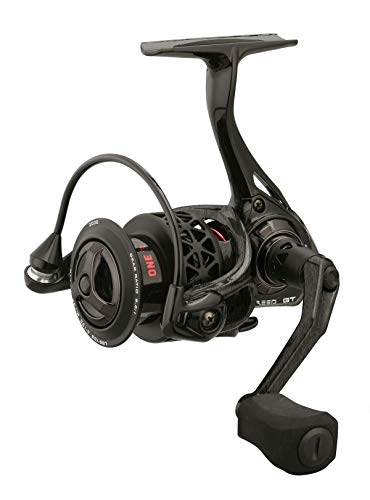 13 FISHING - Creed GT - Spinning Fishing Reel - 6.2:1 Gear Ratio - 2000 size (Fresh) - CRGT2000