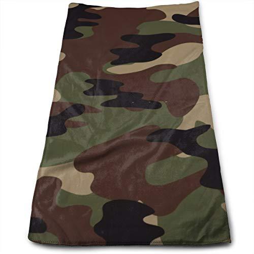 best gift Toallas de Camuflaje Militar Toallas de Playa Toalla de Hielo fría instantánea Toalla de Secado rápido Toalla de Microfibra Toalla Deportiva de enfriamiento 12 x 27.5 Pulgadas