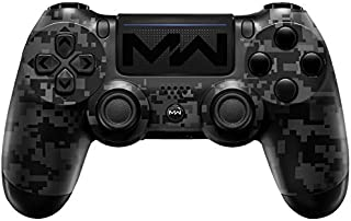 MW PS4 PRO Rapid Fire Custom Modded Controller 40 Mods for All Major Shooter Games & More (CUH-ZCT2U)