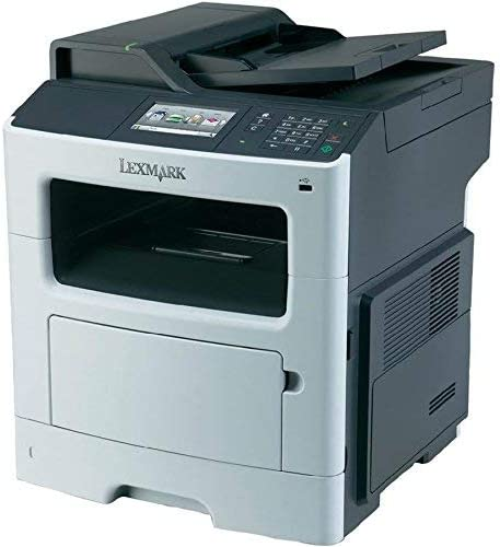 Certified Refurbished Lexmark MX410de MX410 35S5701 4063-230 All-In-One Laser Printer Copier Scanner MFP With Toner Drum USB Cable 90-Day Warranty