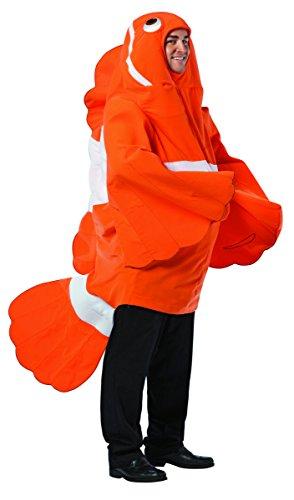 Generique - Déguisement Poisson Clown Adulte