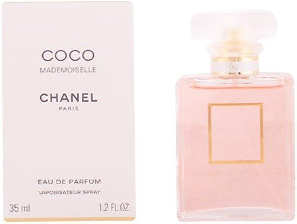 Chanel - coco madmoiselle eau de parfum  per donna vapo 35 ml 3145891163902