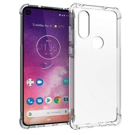 [FIT.IT] Capa Case Anti Impacto Novo Motorola One Action + Película 5D Blindada Flexível