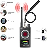 Hidden Camera Detectors-Anti Spy RF Detector Wireless Bug Detector Signal for Hidden Camera Laser Lens GSM Listening Device Finder Radar Radio Scanner Wireless Signal Alarm