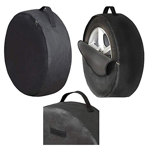 HMM Direct Spare Wheel Tyre Bag Cover Size XXXL 14' 15' 16' 17' 18' Diameter 70cm / Height 24cm...