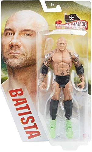 Collector WWE - Batista- Actionfigur, Bring die Action der WWE nach Hause - Ca. 6